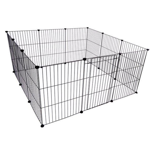 ペットフェンス ドア付 Mesh Fence 50cm×70cm