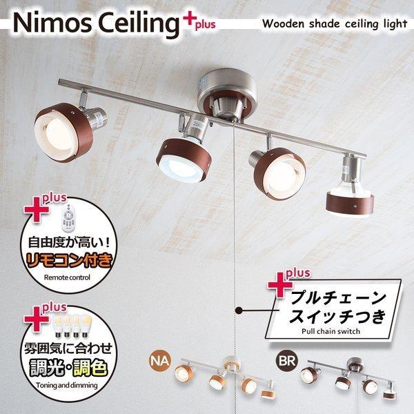 シーリングスポットライト NimosPlus NK