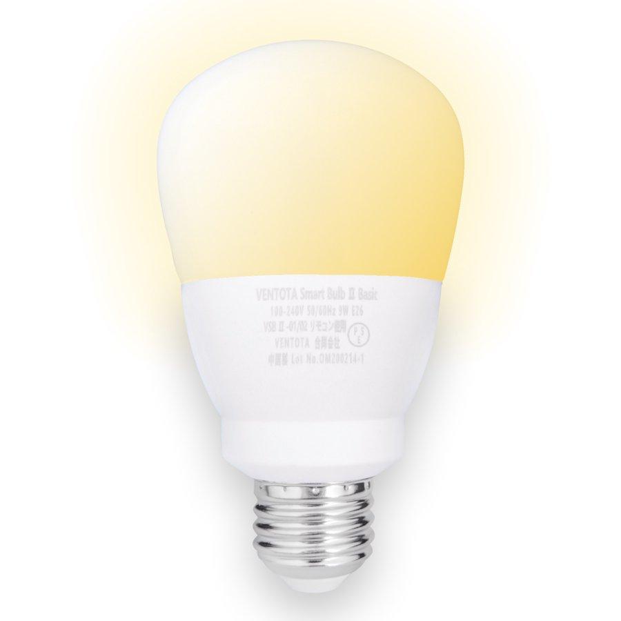 リモコン式電球 Smart Bulb II Basic
